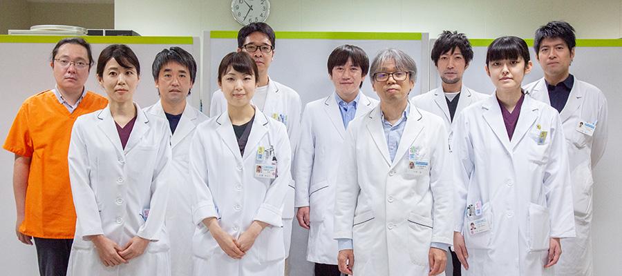 画像診断グループの画像