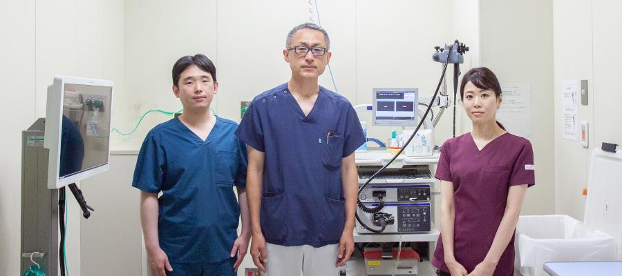 消化管・内視鏡グループの画像